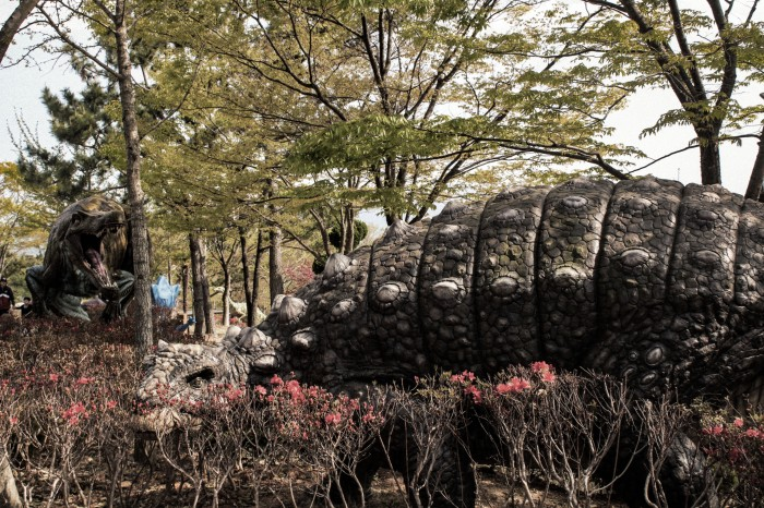 Sangjogam County Park (Goseong DinosaurPark)