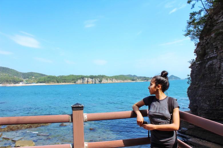 Me at Goseong