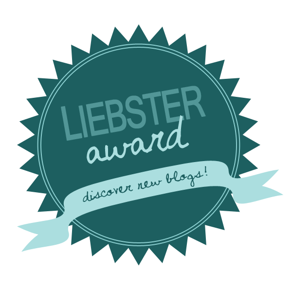 I've Been Nominated for a LiebsterAward!